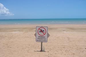 Der Strand des Todes
