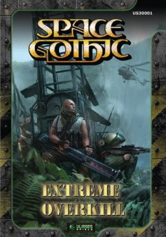 space gothic extreme overkill cover